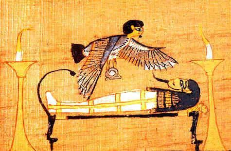 La costituzione energetica dell'uomo nella medicina egizia – Viviana Donato