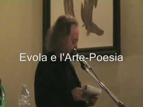 Evola e l'Arte-Poesia – Vitaldo Conte
