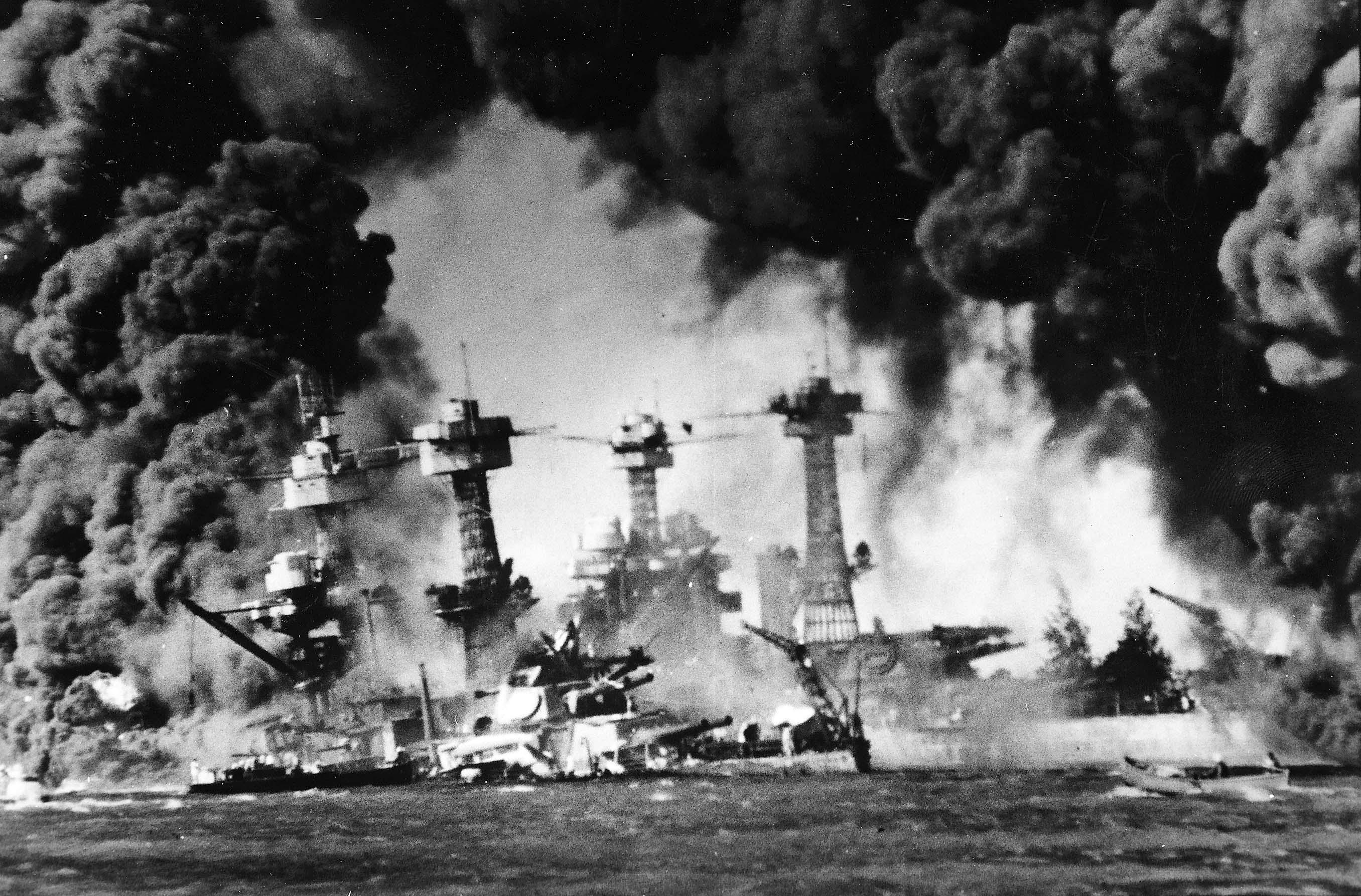 Pearl Harbor: Noi sappiamo che Loro sanno! – Umberto Iacoviello