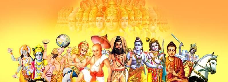 Lo sviluppo della vita e dell'uomo nella Tradizione Vedica – Riccardo Tennenini
