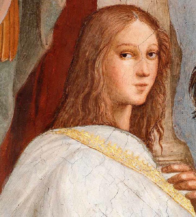 Ipazia di Alessandria, martire gentile – Giuseppe Barbera