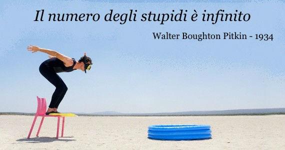 Il trionfo della stupidità – Fabio Calabrese
