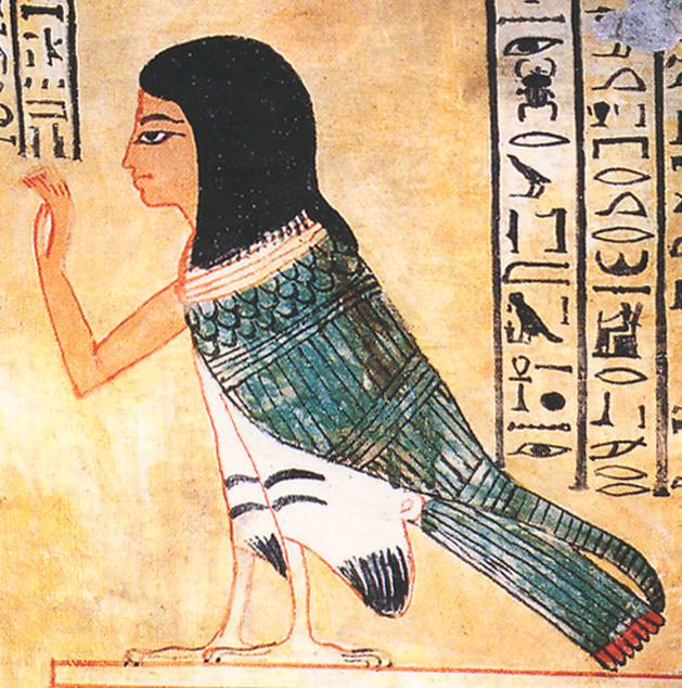 La costituzione dell'Uomo secondo Giuliano Kremmerz e la Metafisica Egizia – Viviana Donato