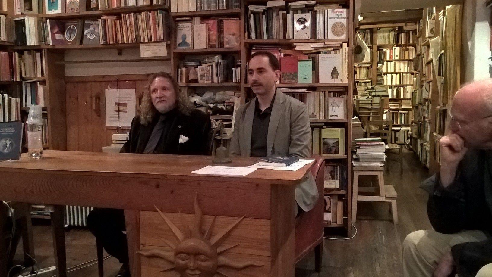 Alchimia Sexualis di Stefano Mayorca – recensione a cura di Luca Valentini
