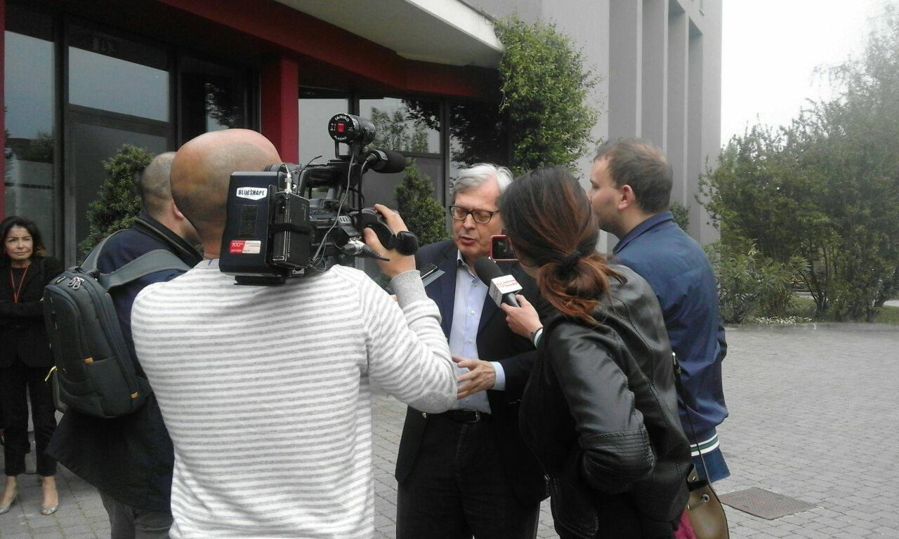 EreticaMente intervista Vittorio Sgarbi