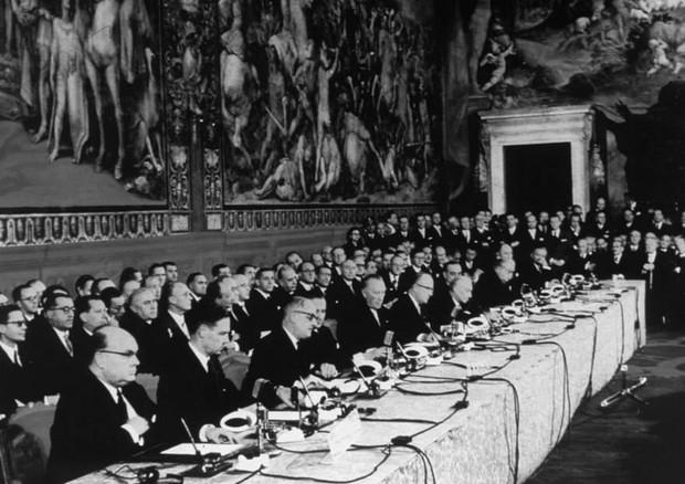 Il fallimento a sessant'anni dagli accordi di Roma – Umberto Bianchi