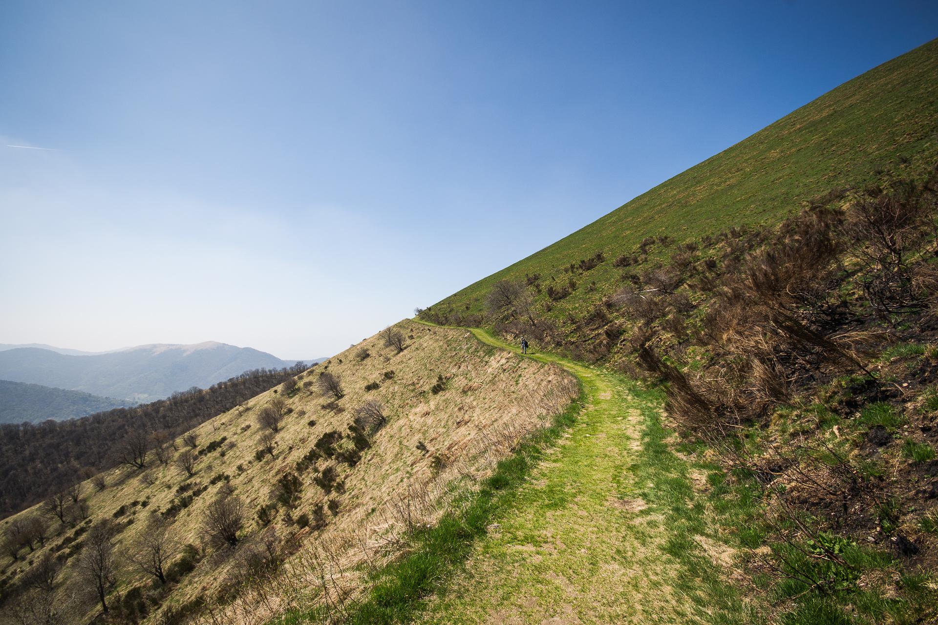 Ascesa alla vetta del Monte San Primo a cura del Gruppo Escursionistico Ass. Trad. Pietas – Nord Italia