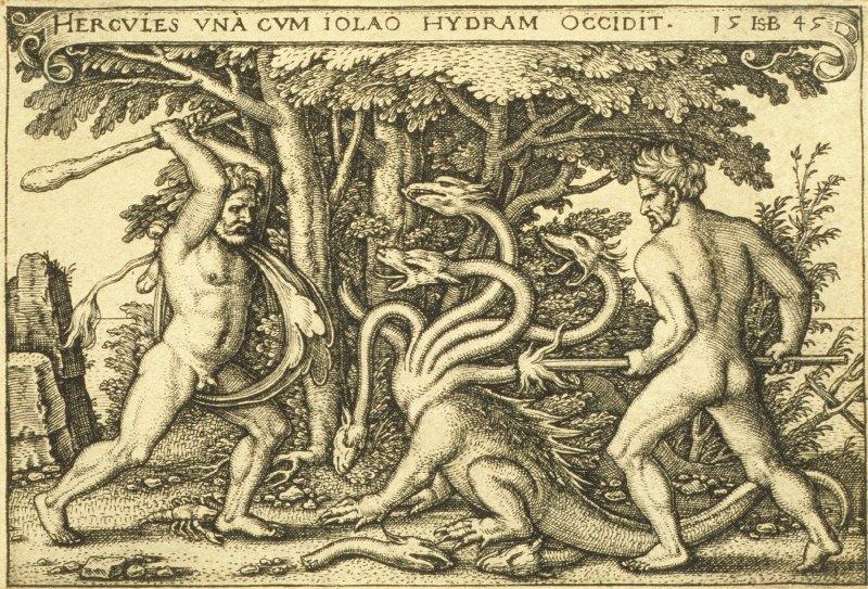 La nona fatica di Eracle: la cintura di Ippolita – ricerca mitologica di Giovanni Teresi