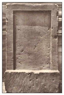 """La Stele d'Inventario di Giza la """"sindone"""" della Grande Piramide – A cura di Gaetano Barbella"""
