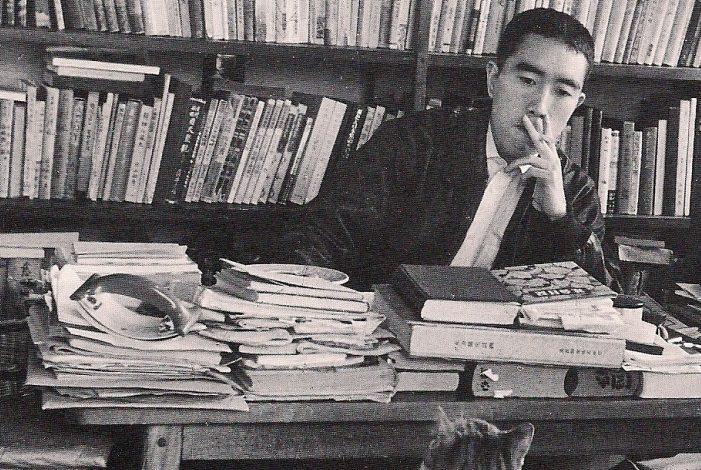 YUKIO MISHIMA, 'La Narrazione della Purezza' – Simōne Gall