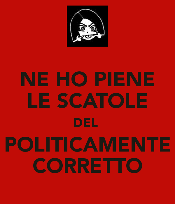 La neolingua correct