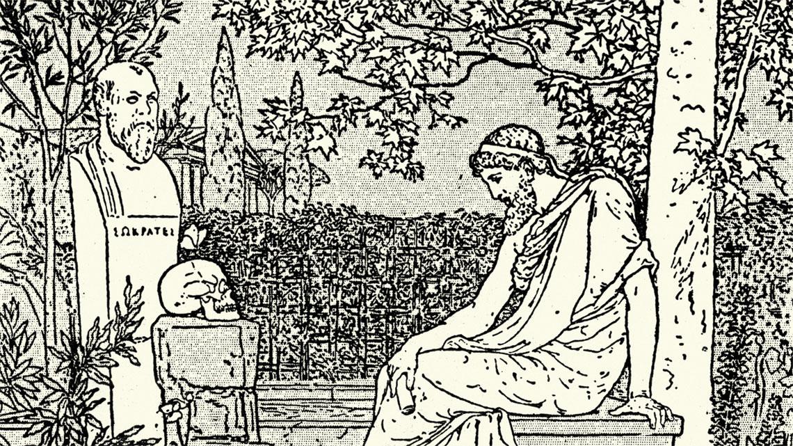 Roma e il Platonismo, la sfida interiore di Casalino alle tenebre – Paolo Casolari