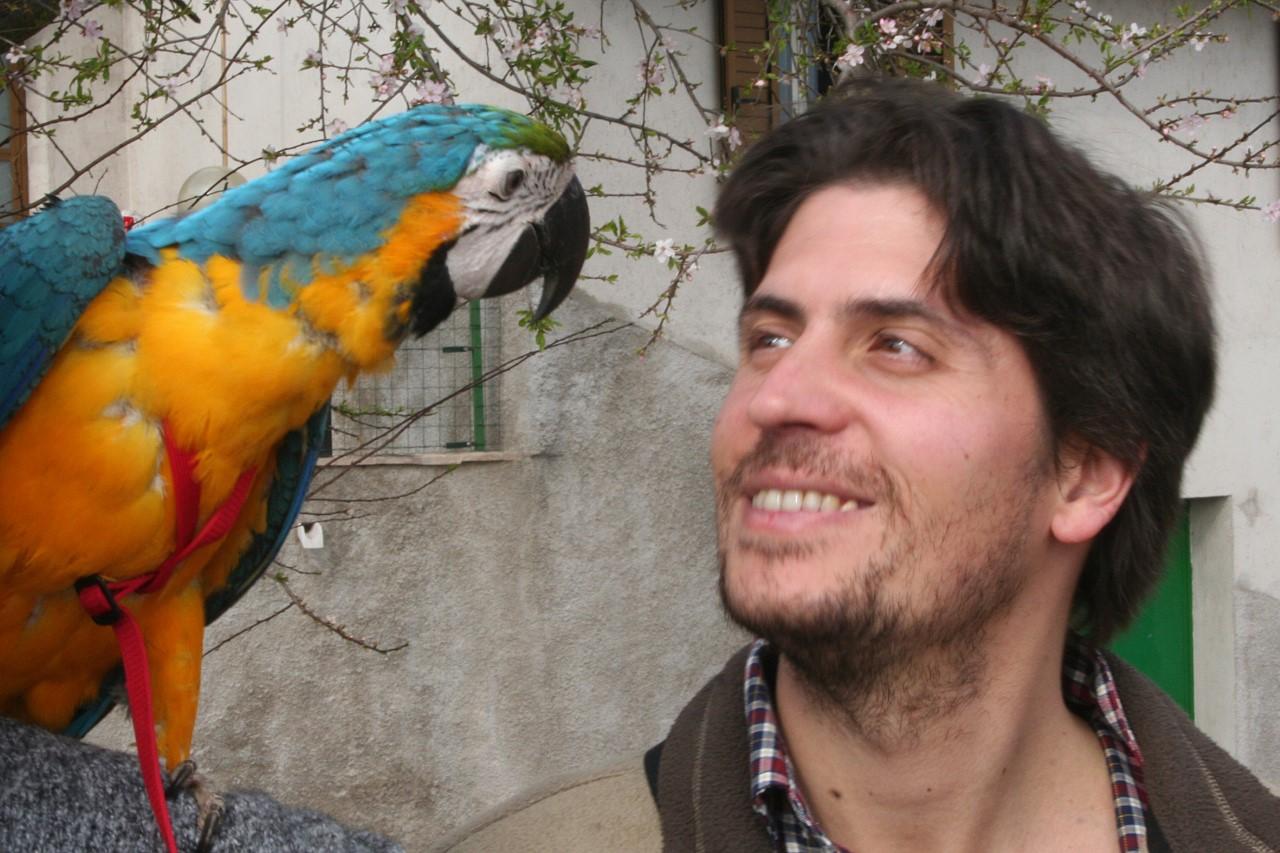 Ereticamente intervista Fabio Strinati – a cura di Luca Valentini