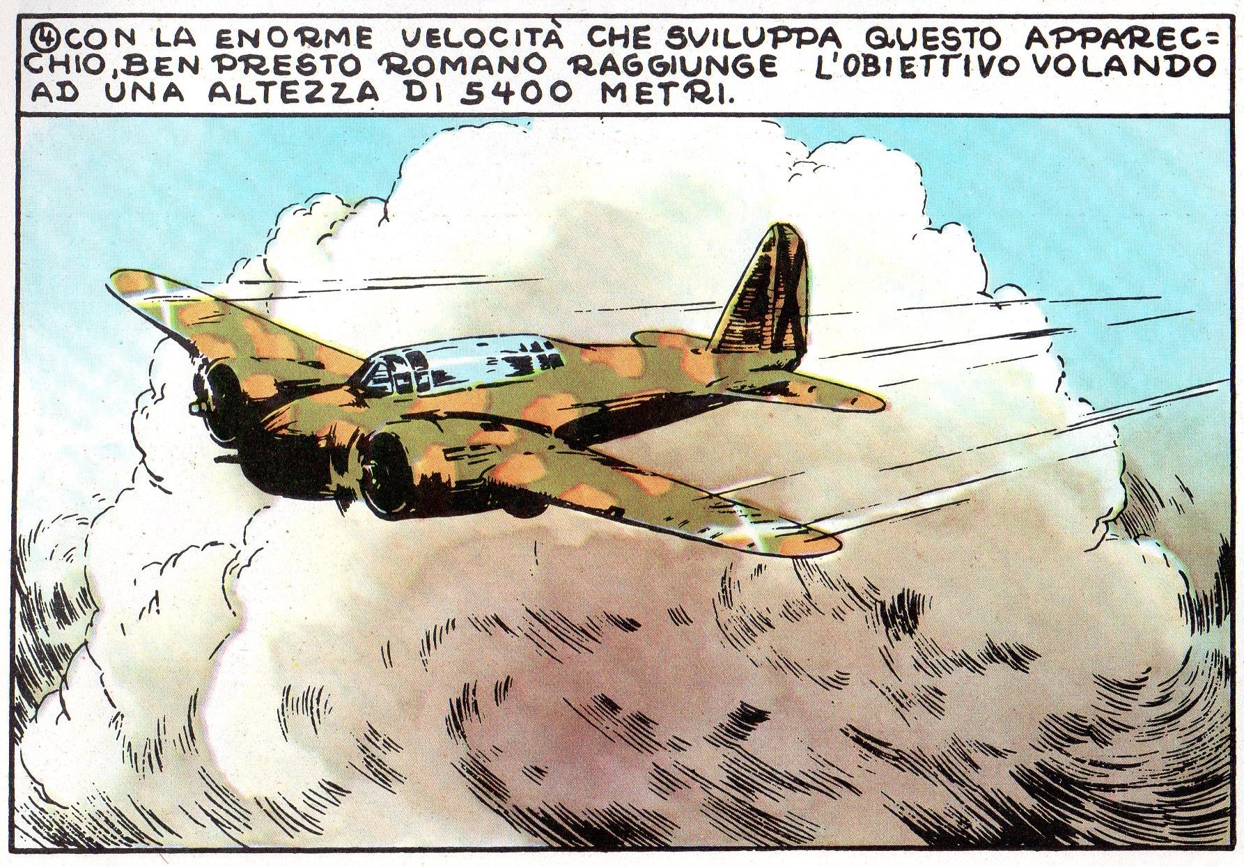 FUMETTO & FASCISMO – LA REALISTICA IRREALTÀ (Le avventure di Romano, 1a parte – Il Legionario)