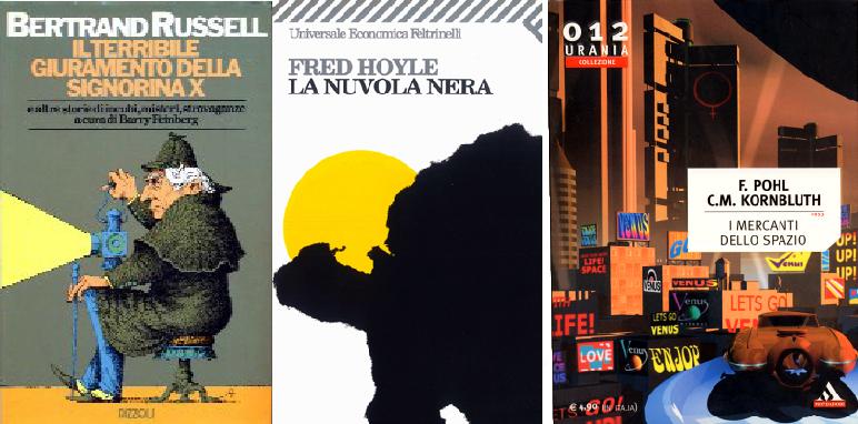 Narrativa fantastica, una rilettura politica, nona parte – Fabio Calabrese