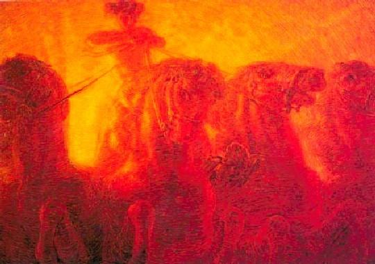 Arturo Onofri – Ciclo lirico della terrestrità del Sole – Stefano Eugenio Bona