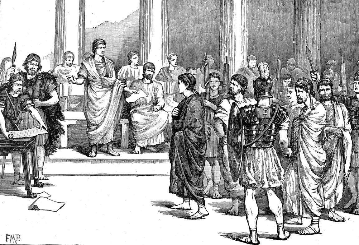 Auctoritas: la parola, l'origine, il suo significato nella cultura giuridico – religiosa romana – Giandomenico Casalino