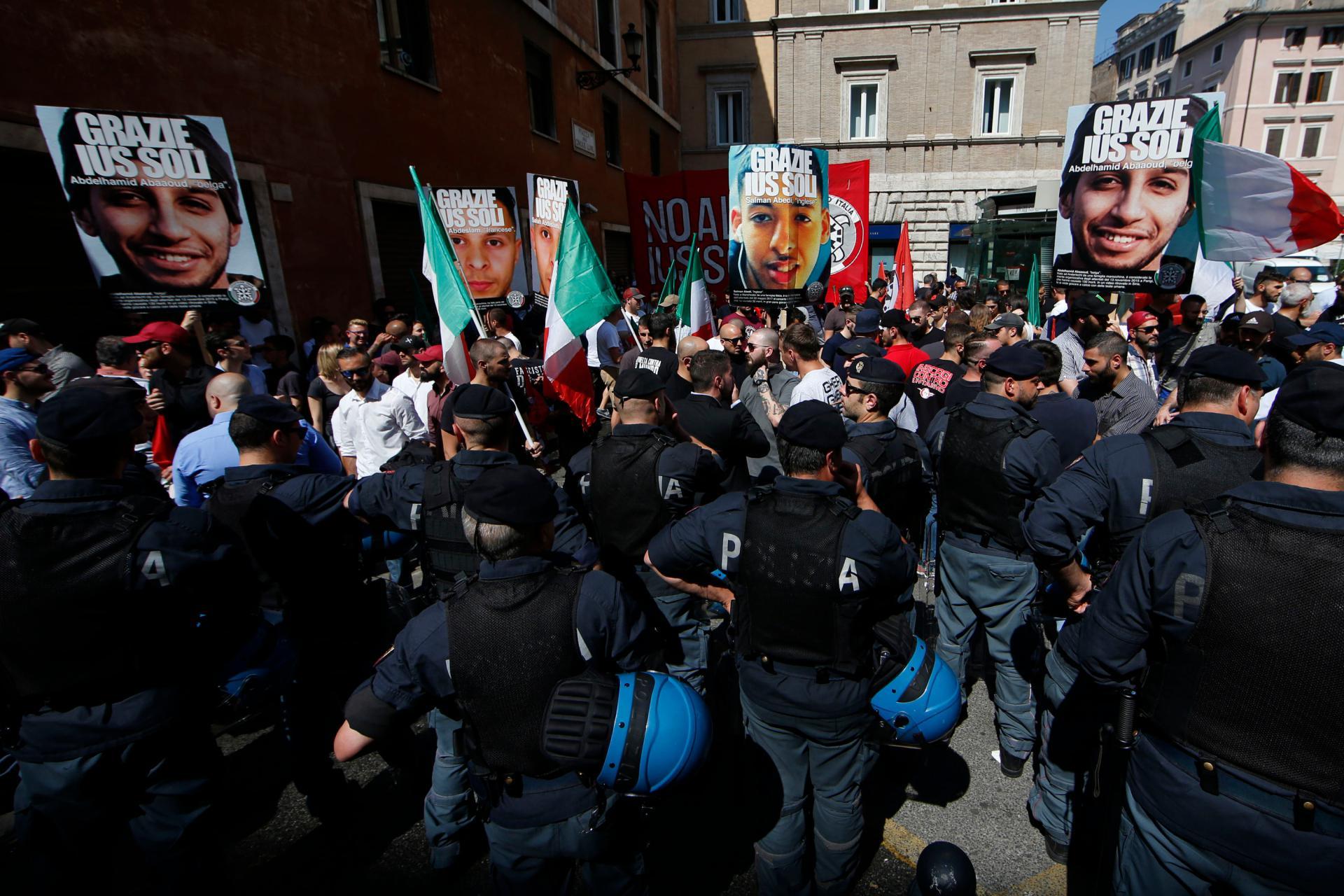 Una volta per tutte: NO IUS SOLI – Enrico Marino