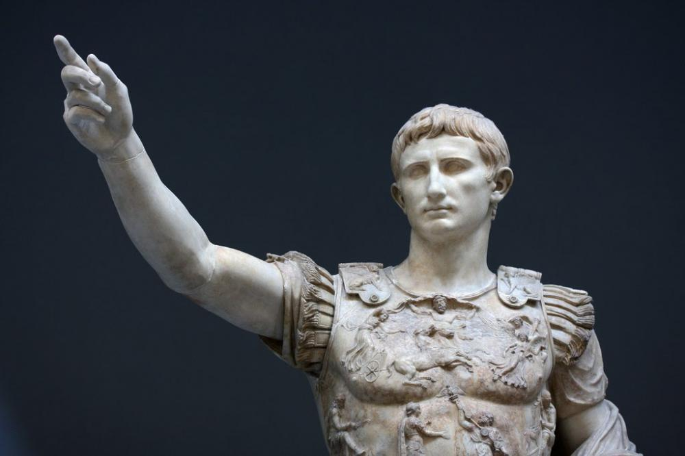 Il titolo di Augustus: materiali per una definizione storico-religiosa – Claudia Santi