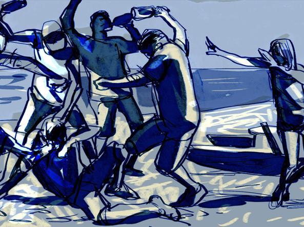 Lo stupro democratico – Enrico Marino