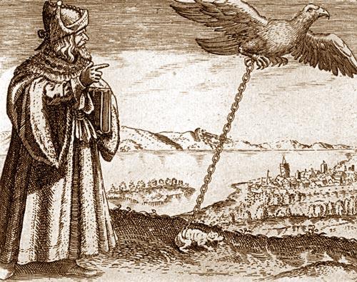 Il Segreto della Creazione magico-alchimica  e dei Geni Elementali – Stefano Mayorca