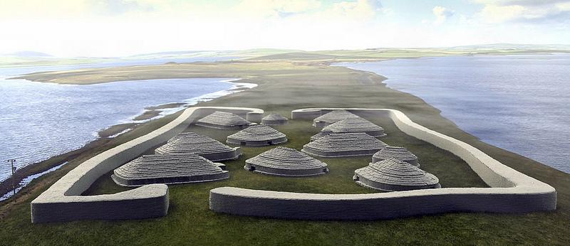 Le altre Stonehenge – la cultura megalitica nelle Isole Britanniche,  seconda parte – Fabio Calabrese