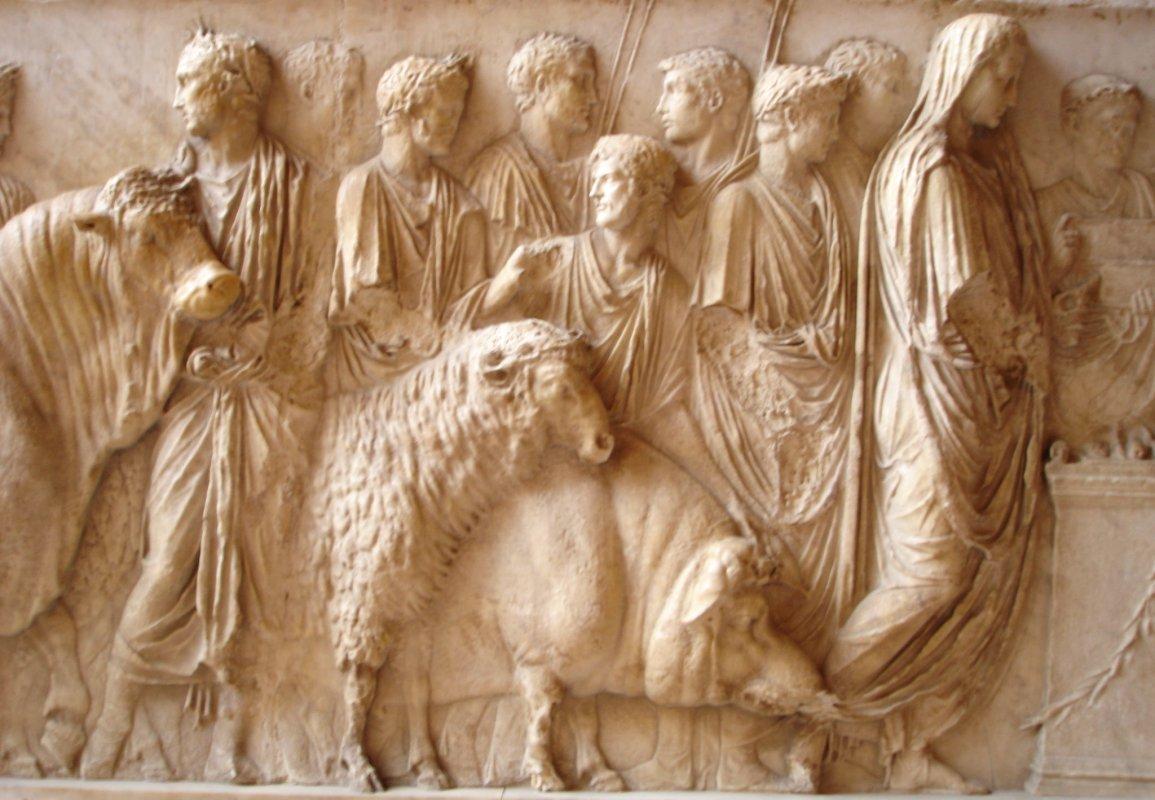 Riflessioni minime sul senso di Roma – Claudio Pirillo