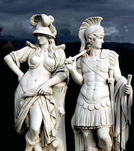 Asceti armati: Riccardo Scarpa e l'esegesi sull'archetipo marziale – Luca Valentini
