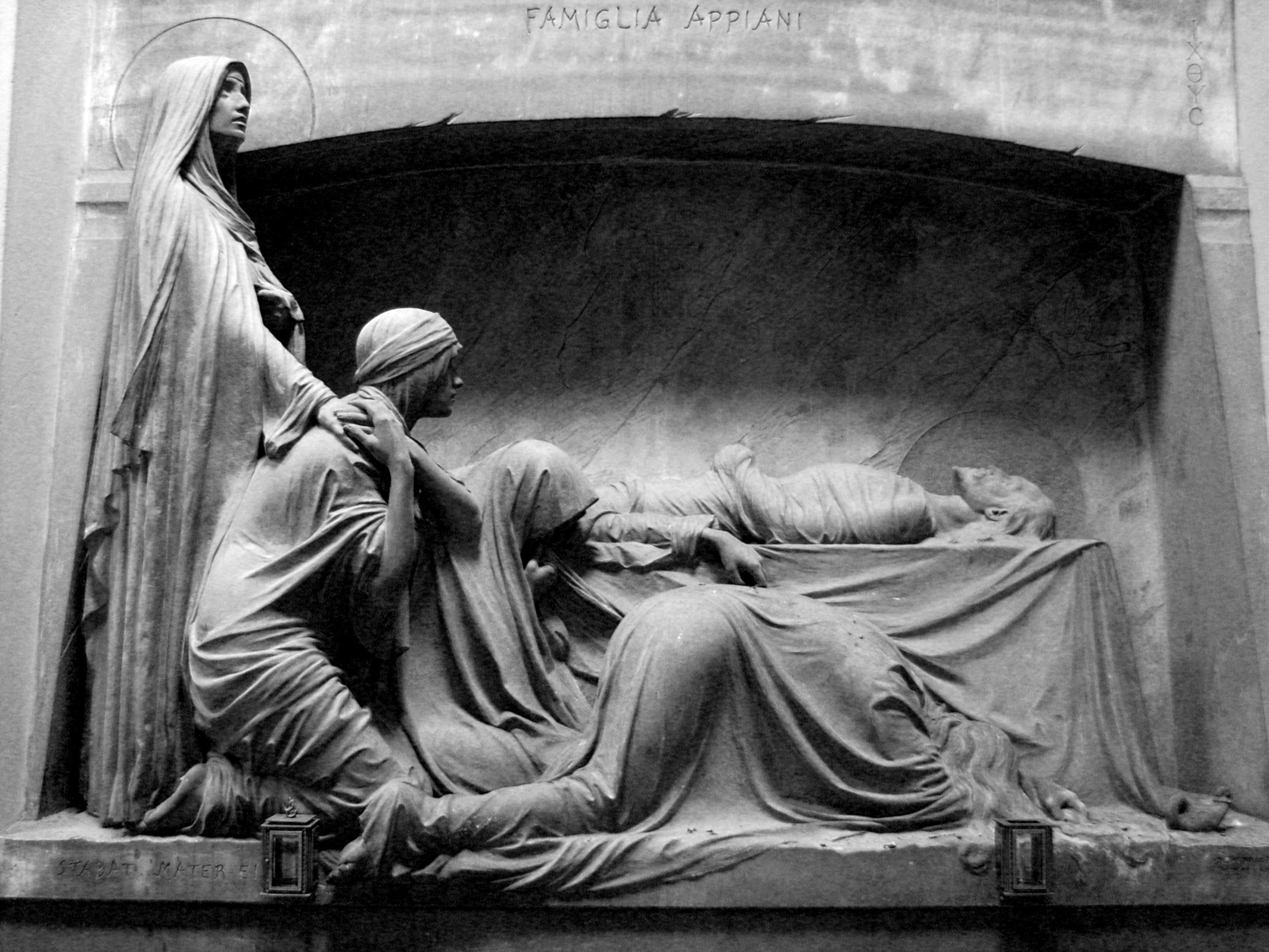La morte dei Morti. Antigone non abita più qui – Roberto Pecchioli