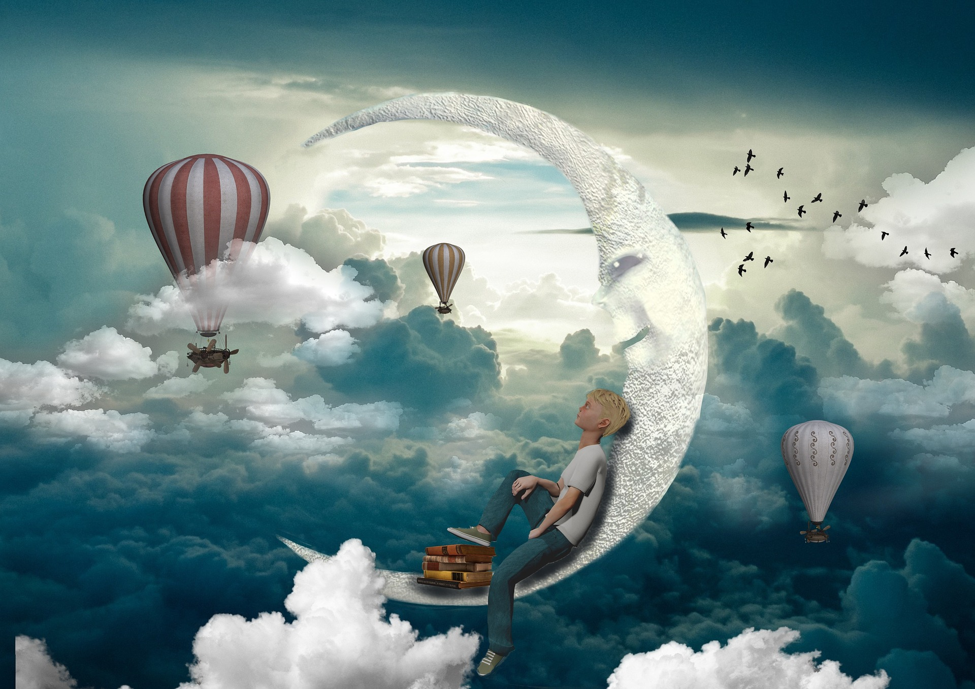 L'Età del Sogno e l'estinzione dell'uomo – Emanuele Franz