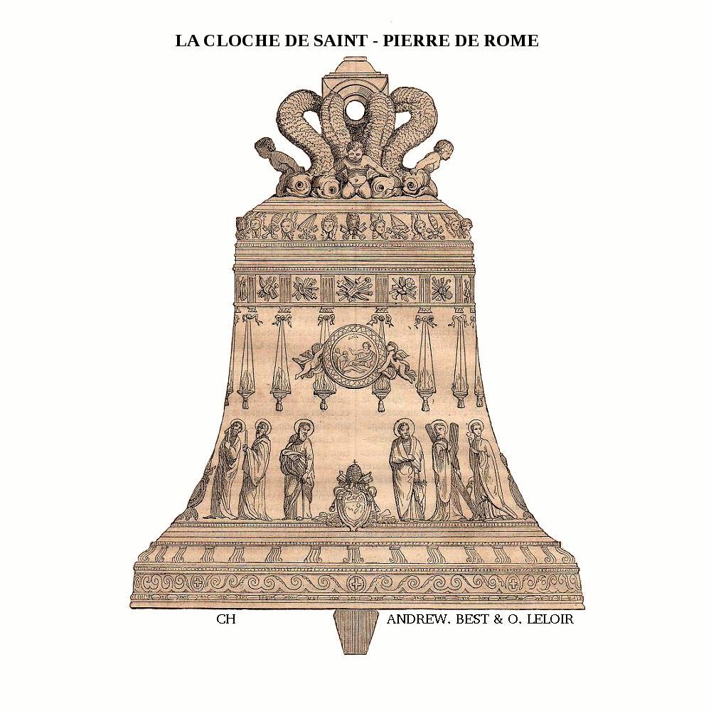 PER CHI SUONA LA CAMPANA? Geometria sacra di due campane celebri – Gaetano Barbella