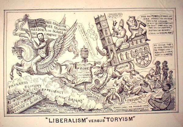 Una rivoluzione antiliberale – Roberto Pecchioli