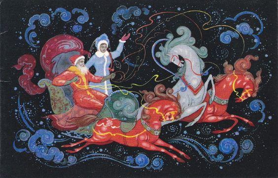 La divina regalità di Babbo Natale – Anna MB