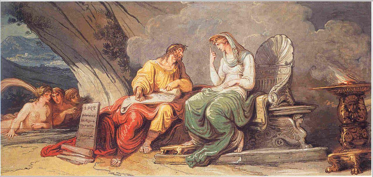Sul Gruppo di Ur e la Tradizione di Roma – prima parte – Luca Valentini