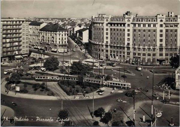 Piazzale Loreto – Emanuele Casalena