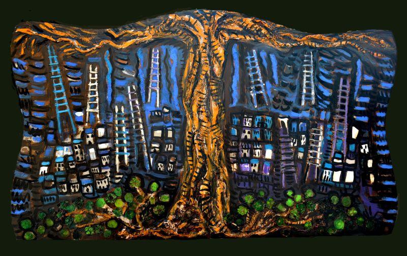 La mitologia dell'albero rovesciato tra Platone e l'India – Rosa Ronzitti