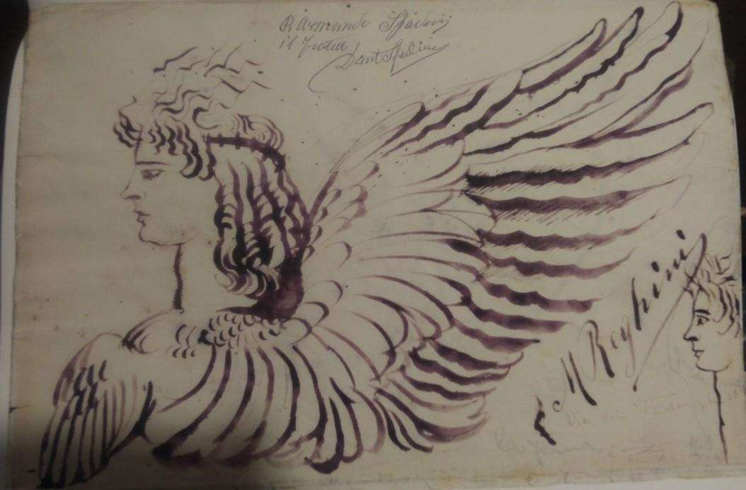 Reghini / Spadini: racconto minore su una Firenze di metà Ottocento – Lidia Reghini di Pontremoli