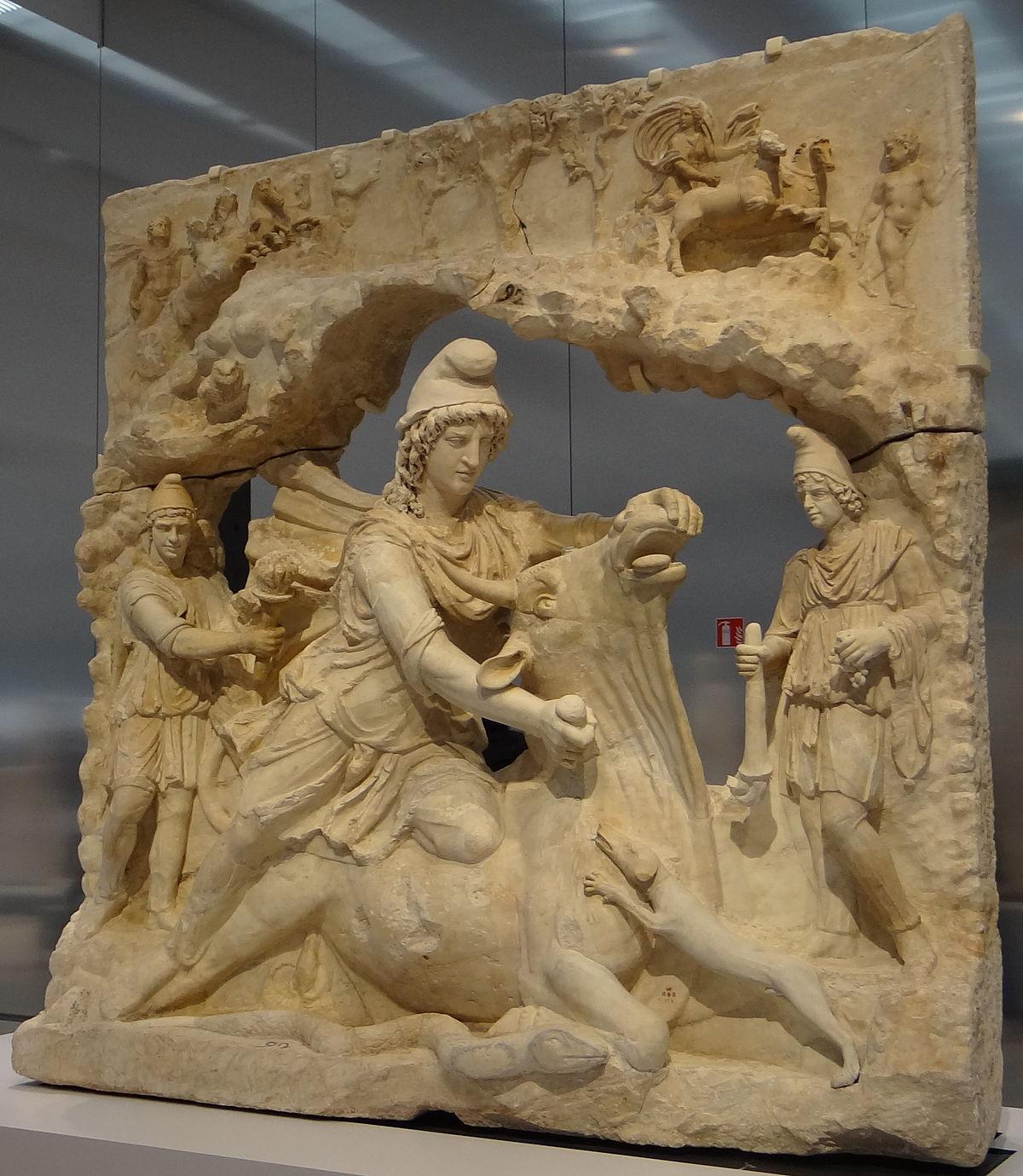 Maarten J. Vermaseren, Mithra, Il dio dei Misteri – Ezio Albrile