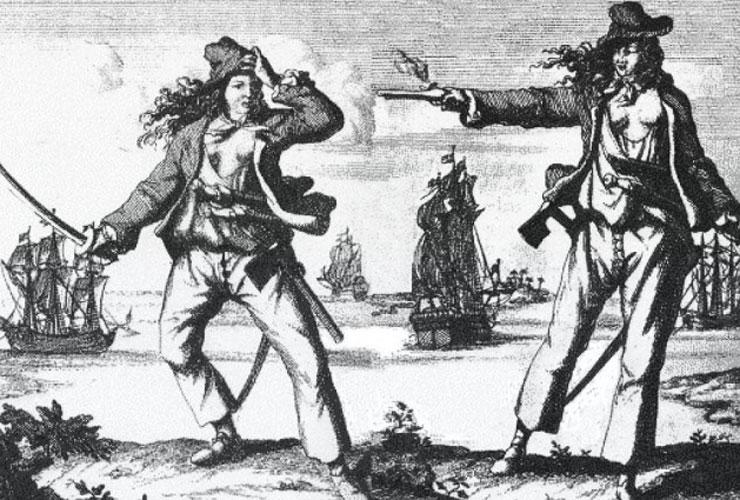 Grace O'Malley, la regina dei pirati  di Connemara – Franz Camillo Bertagnolli Ravazzi