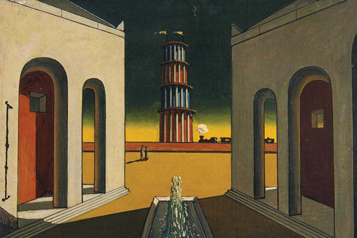 Dal Surrealismo alla pittura metafisica: De Chirico e le strade dell'inconscio – Stefano Mayorca