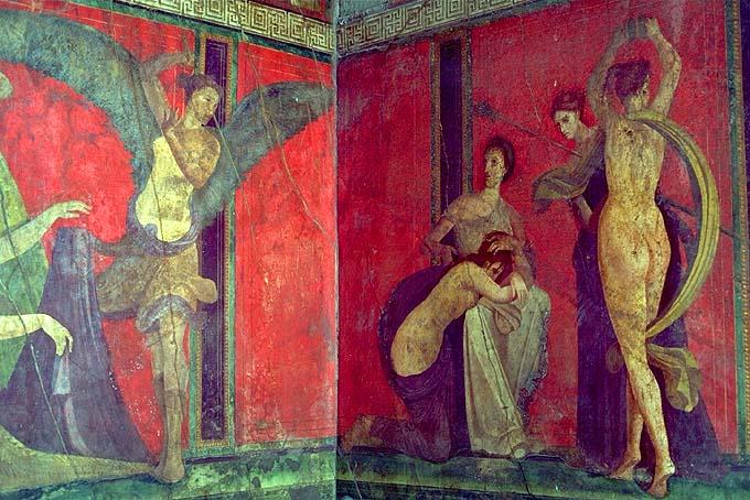 I luoghi ed i riti della misteriosofia italica tra Roma e Napoli
