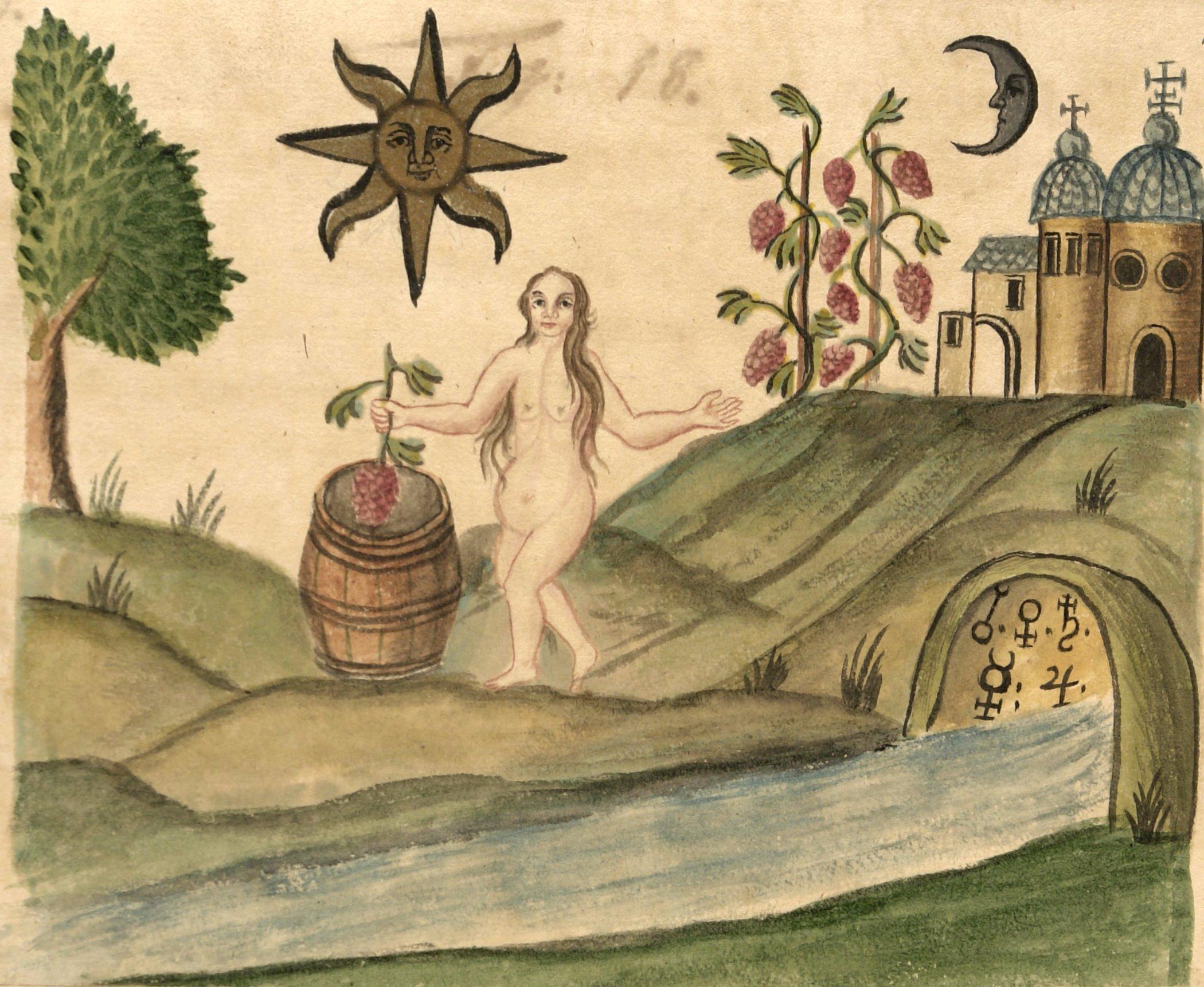 Il Mistero della Fontana Aurea: simboli segreti della sorgente vitale interiore – Stefano Mayorca