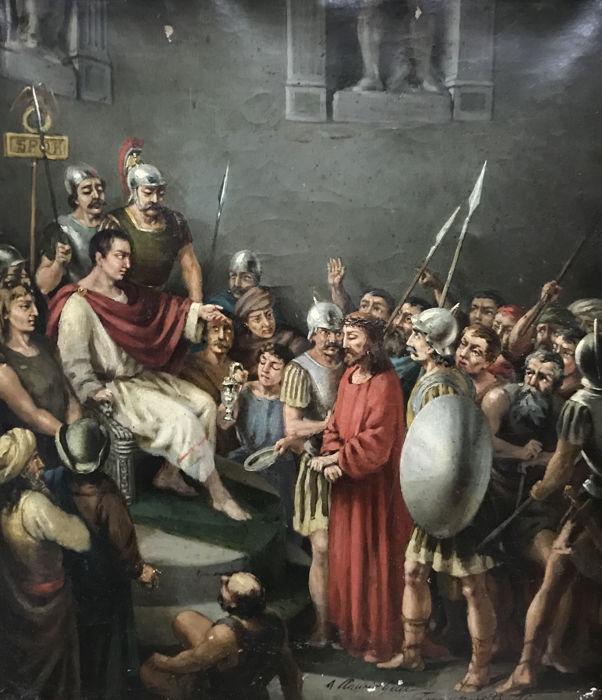 Assolvere Pilato per salvare la nostra storia romana – Il Poliscriba