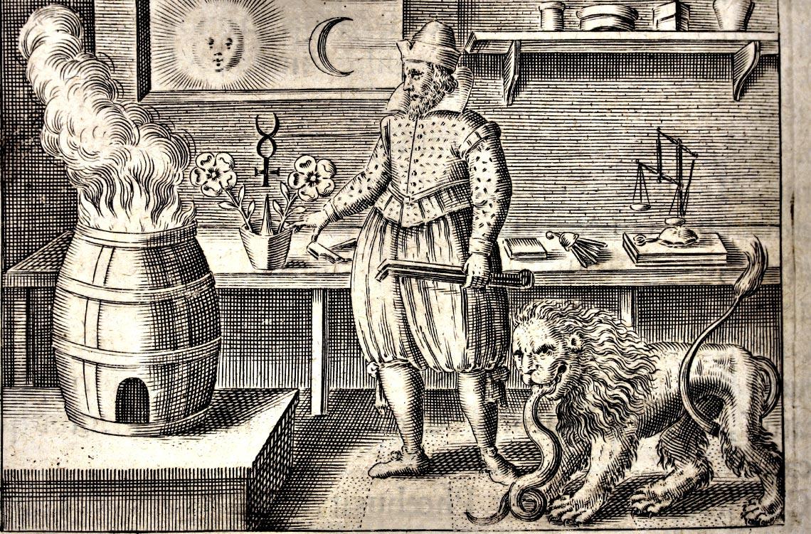 Brevi considerazioni sull'Alchimia – Umberto Bianchi