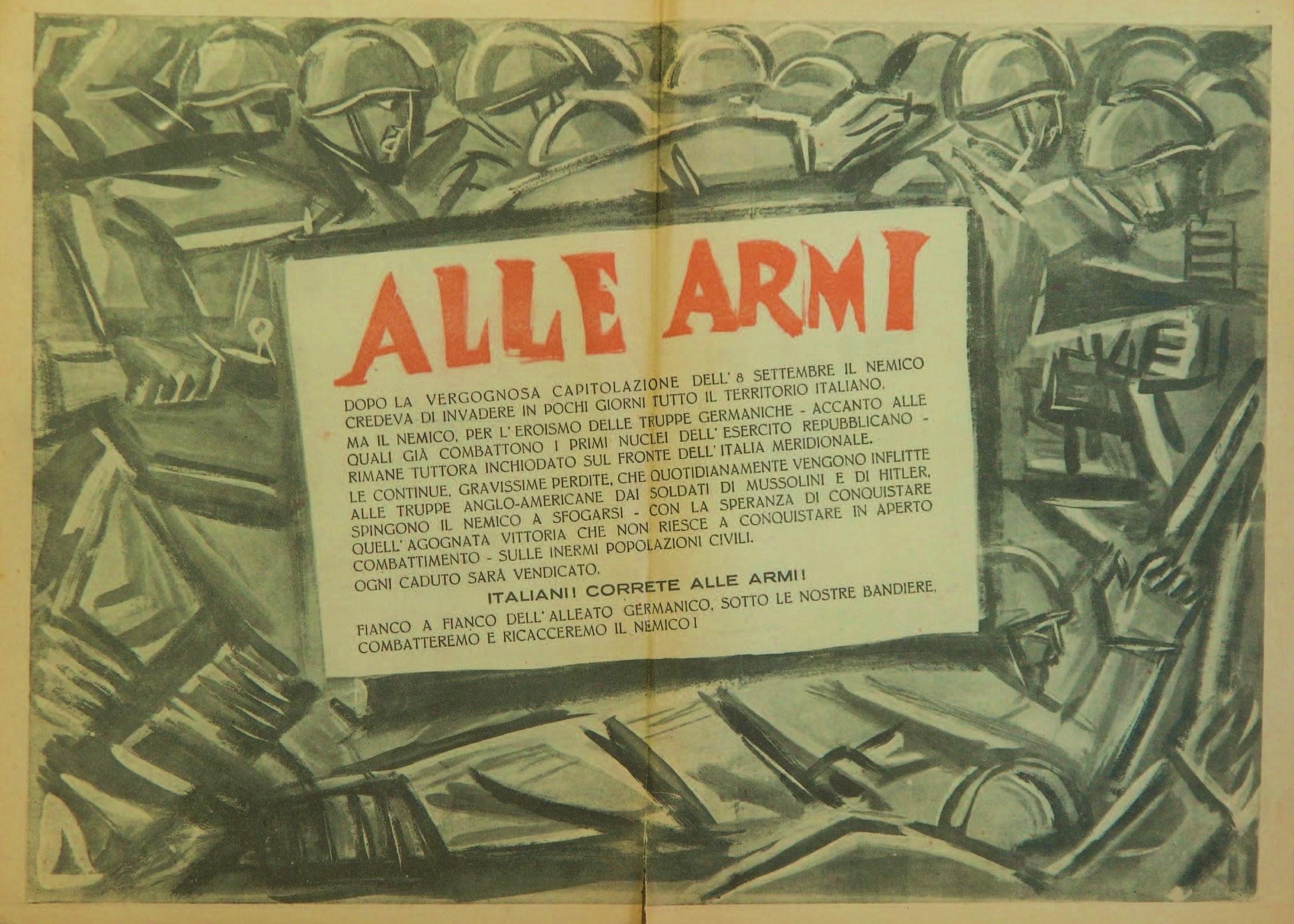 DECIMA FLOTTIGLIA M.A.S.: propaganda per la riscossa (IX parte) – Gianluca Padovan