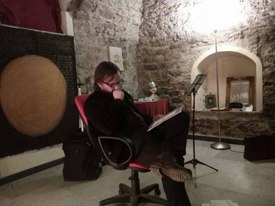 Rapsodie di Passaggio di Stefano Eugenio Bona – recensione di Giuseppe Di Rosa