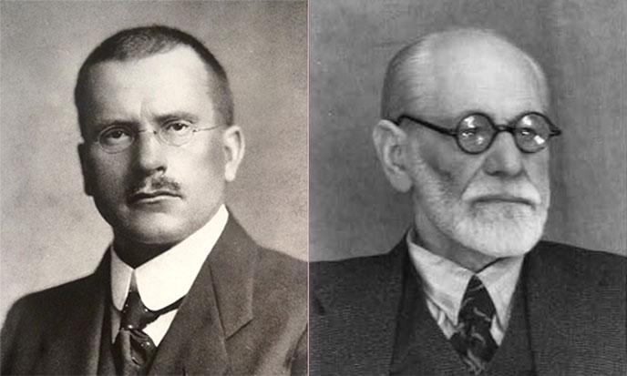 Il capovolgimento psicanalitico: da Freud a Jung * (1) – Patrick Geay