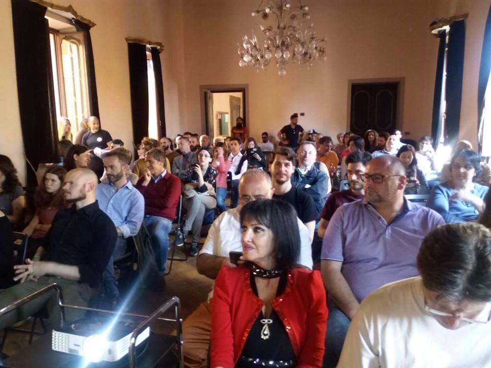 21 APRILE: un incontro, un inizio – Umberto Bianchi