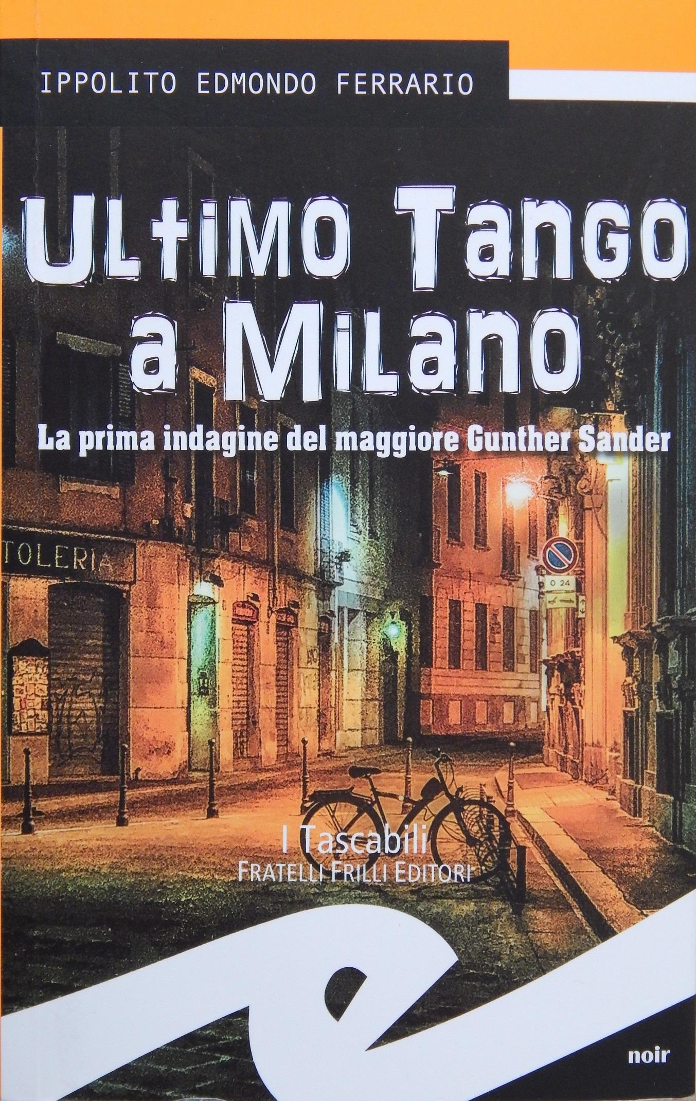 Ultimo tango a Milano – Gianluca Padovan