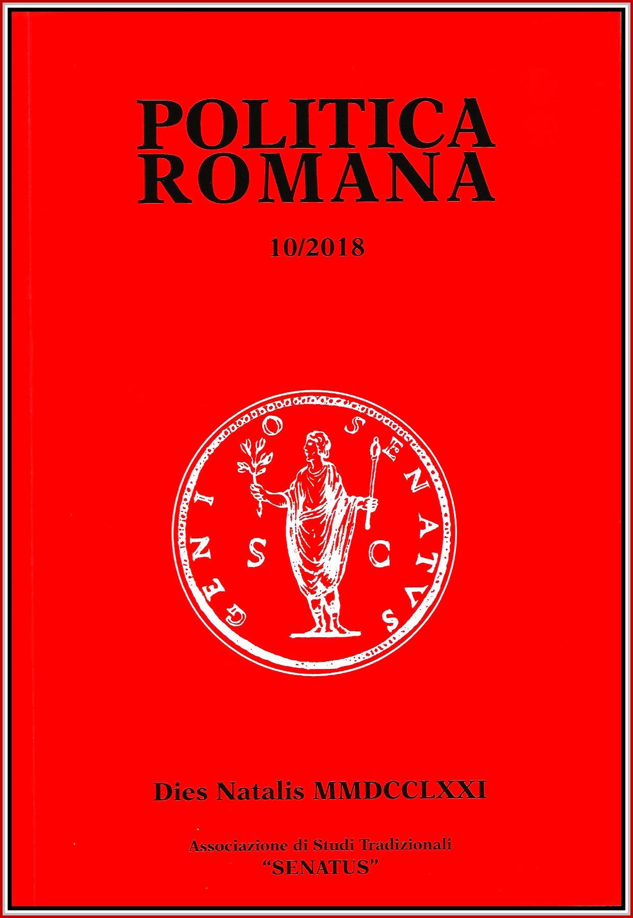 Politica Romana n. 10